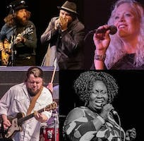 Tennessee Redemption, Damon Fowler, The Shakedown feat. Michelle Banfield, Bridget Kelly Band