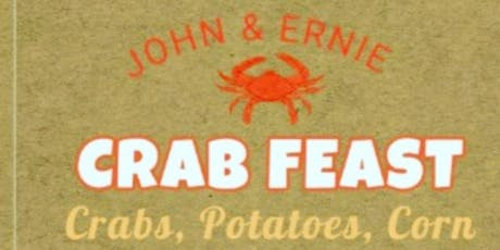 John and Ernies Crab feast tickets