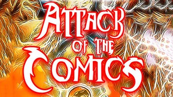 Attack of the Comics Comedy Show