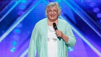Comedian Julia Scotti