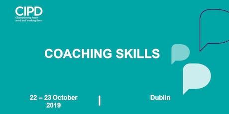Coaching Skills tickets