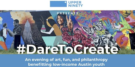 #DareToCreate tickets