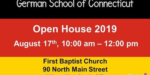 German School of CT Open House W. Hartford