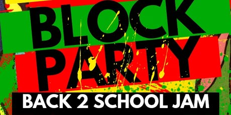 YBGGB Back To School Black Party & Expo tickets