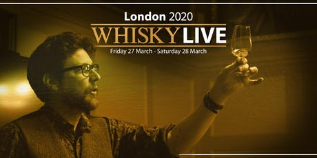 Whisky Live London 2020 tickets