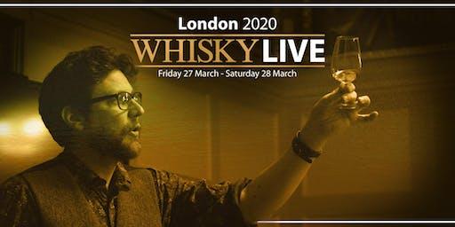 Whisky Live London 2020