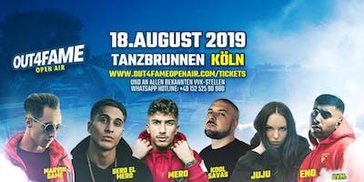 Mero @ Out4Fame Open Air - 18.08. Tanzbrunnen Köln