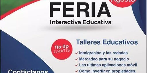1° Feria Interactiva de Educación