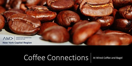 Coffee Connections with the American Marketing Association