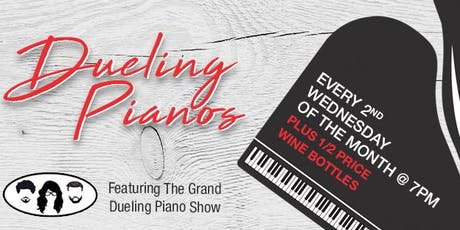 The Grand Dueling Piano Show - Sawmill South tickets