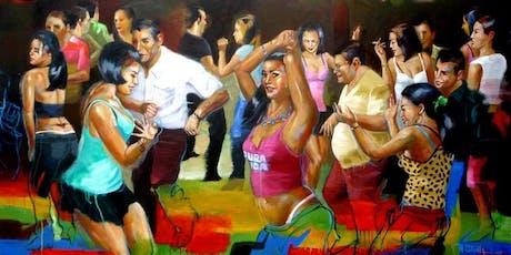 Private Salsa and Cumbia dance class tickets