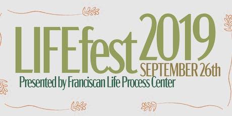 LIFEfest 2019 tickets