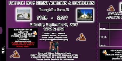 FBCOEC 2019 Silent Auction & Luncheon