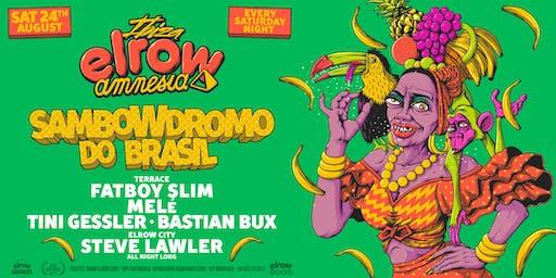 elrow Ibiza 24/8/19