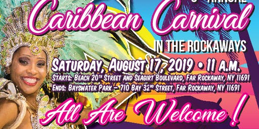 3RD ANNUAL CARIBBEAN CARNIVAL IN THE ROCKAWAYS