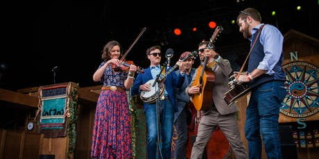 BOWREGARD with THE CHARLIE ROSE BAND (OF ELEPHANT REVIVAL) tickets