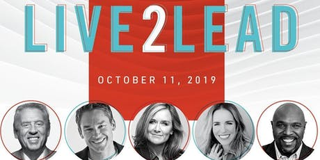 Live2Lead Leadership Training 2019 Mission McAllen Rio Grande Valley tickets