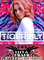 JUST CAVALLI MILANO - VENERDI 19 LUGLIO 2019 - TIGERLILY GUEST DJ - APERITIVO E SERATA - LISTA MIAMI - LISTE E TAVOLI AL 338-7338905