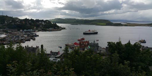 UWS Oban West Coast Day Trip (£24.00 per head)