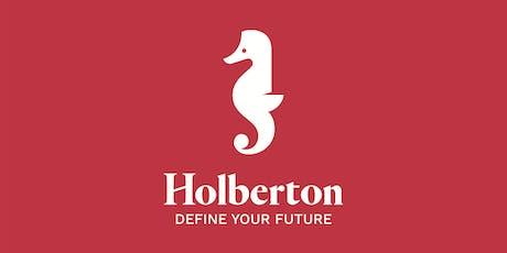 Open House Holberton School Bogotá entradas