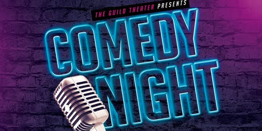 Comedy Night At The Guild Theater Special Taping