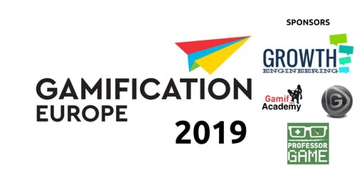 Gamification Europe 2019