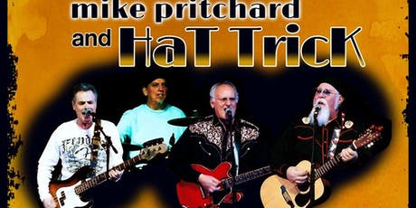 Mike Pritchard and Hat Trick at Sacred Grounds tickets