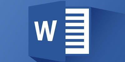 Microsoft Word 201 (T3-19)
