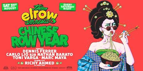 elrow Ibiza 31/8/19 entradas