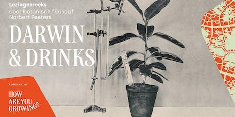 Lezingenreeks Darwin & Drinks met botanisch filosoof Norbert Peeters tickets