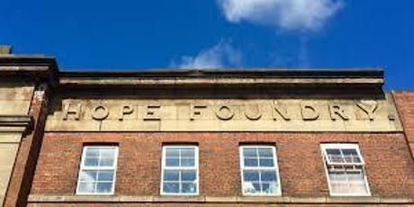 MAP Charity - Hope Foundry, Heritage Open Days tickets