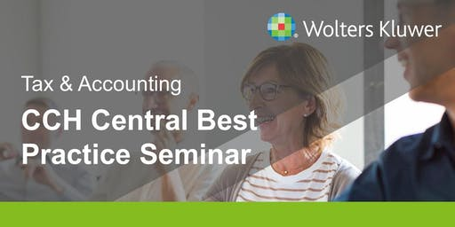 CCH Central: The Best Practice Seminar (Belfast - 21st August)