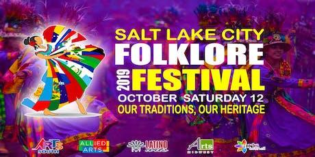 Utah Folklore Fest 2019 tickets