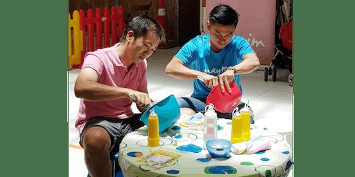 Slime Making Workshop with Christal
