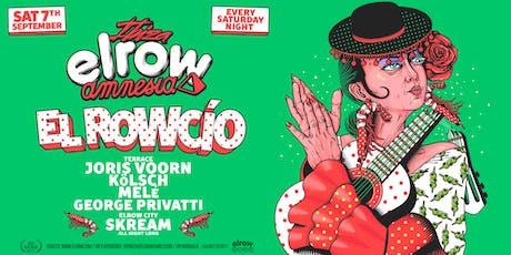 elrow Ibiza 7/9/19 entradas