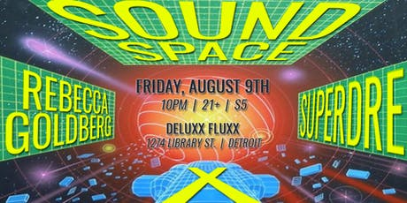 SOUND SPACE 10 tickets