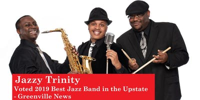 Jazzy Trinity at Level 2 in Downtown Simpsonville