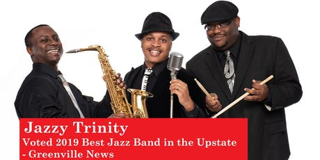 Jazzy Trinity at Level 2 in Downtown Simpsonville tickets
