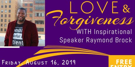 Love & Forgiveness tickets