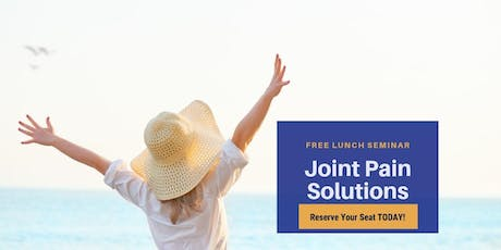 Regenerative Medicine Lunch & Learn - Non-Surgical Solutions to Joint Pain tickets