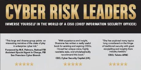 Cyber Risk Leaders - The Book Launch tickets