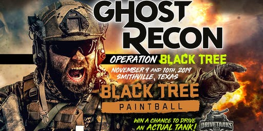 Ghost Recon: Operation Black Tree