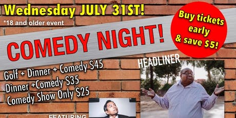Wacky Wednesday Comedy For Causes  tickets