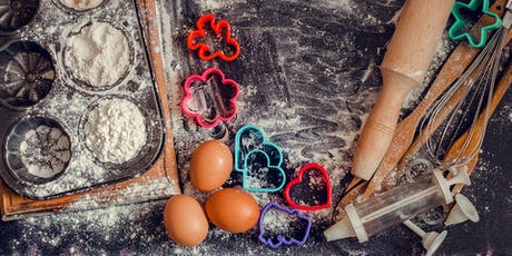Kingston - Children's Baking Classes and Parents' Sparkling Cream Tea tickets