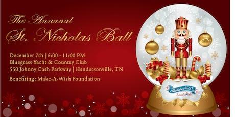 The Annual St. Nicholas Ball tickets