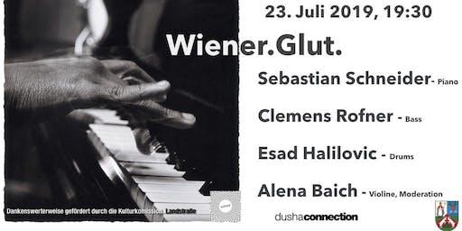 """""""WIENER GLUT"""" Jazz Konzert"""