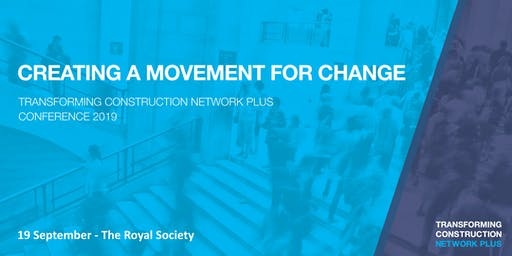 Creating a movement for change - Conference 2019