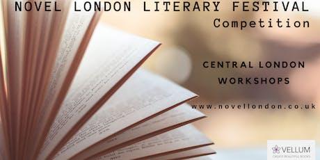 Novel London Literary Festival Competition Workshop tickets