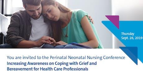 2019 Perinatal - Neonatal Nursing Conference tickets