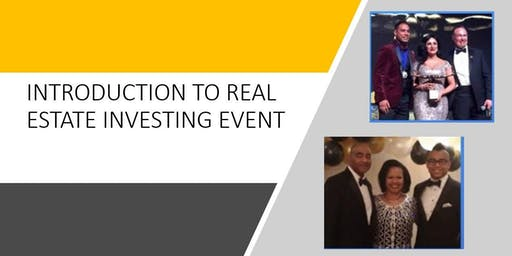 Introduction To Real Estate Investing